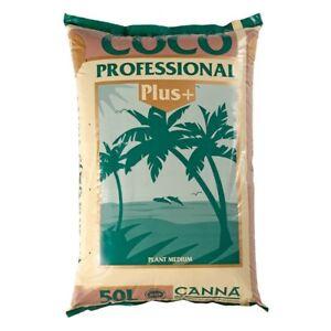 Canna Coco Professional Plus 50L Litre Bag Coir Medium Flakes Organic Hydroponic