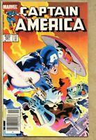 Captain America #287-1983 fn+ 6.5 Deathlok Mike Zeck