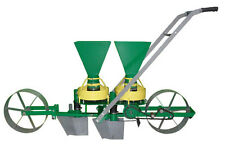 Hand planter seeder for onion garlic sets SLR-1/2 two lines