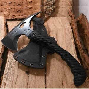 Black Fox Evolution tactical Axe Tomahawk Axe Camp Survival Hunting Bf 735
