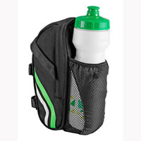 Bicycle Cycling Bicycle Saddle Bag Waterproof Bike Seat Post Water Bottle Bag