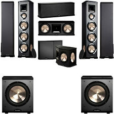 Bic Acoustech Pl-980 5.2 Home Theater System- Pl-200