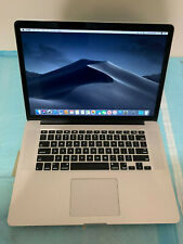 Apple Macbook Pro 15in 2015, AMD, 1TB, low cycles!