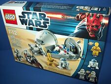 9490 Droid Escape Star Wars LEGO New Retired