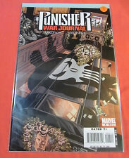 PUNISHER WAR JOURNAL #4 - 2006 - bagged & boarded..!!