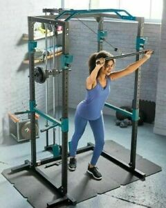 WELLACTIVE Multifunction Power Rack - Home Gym - Brand New - Boxed