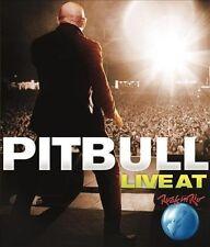 NEW Pitbull: Live At Rock In Rio (DVD)