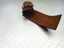 2009 04-09 HONDA SHADOW VT750 750 AERO LEATHER STRAP HOLSTER ACCESSORY BAND