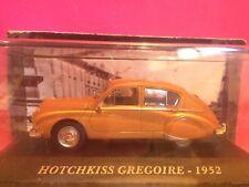 SUPERBE HOTCHKISS GREGOIRE 1952 1/43 NEUF BOITE SOUS BLISTER Q5