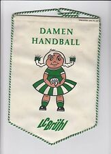 DAMEN HANDBAL - LC Brühl Handball St. Gallen SWITZERLAND - RARRE FLAG !