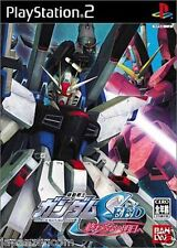 Used PS2 Mobile Suit Gundam Seed: Never Ending  SONY PLAYSTATION JAPAN IMPORT