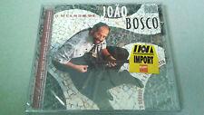 """JOAO BOSCO """"O MELHOR DE JOAO BOSCO"""" CD 13 TRACKS PRECINTADO"""