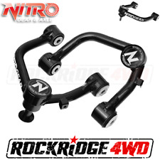 Nitro Upper Control Arms Pair for 1998-2007 Toyota Land Cruiser Extended Travel