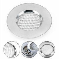 Hair Catcher Shower Bath Drain Tub Strainer Cover Sink Trap Basin Stopper Filter