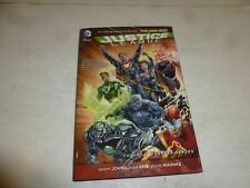 JUSTICE LEAGUE - Forever heroes - Graphic Novel - DC Comic