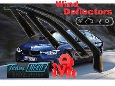 BMW 3 Series - F30  2011 - 2018   4.doors  Wind deflectors 4.pc set HEKO 11150
