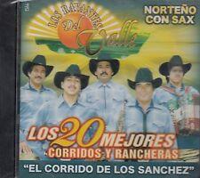 Los Rayantes Del Valle Los 20 Mejores Corridos Y Rancheras CD Nuevo Sealed