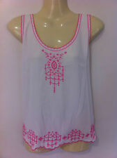 Dotti Polyester Sleeveless Tanks, Camis for Women