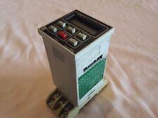 AUTOMATISMOS CONTROL XCE 500 PNP PROGRAMADOR SUPPLY COIL 24 V DC G ***