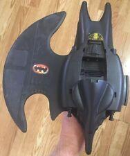 1989 BATWING VILLAIN CRUNCHER Toy Biz BATMAN Plane Bat Wing Vintage DC Ship
