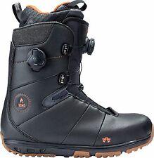 2018 Rome Inferno BOA Snowboard Boots Men's Black 9.0 US