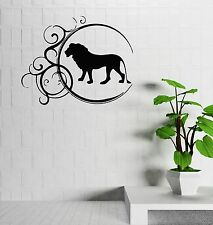 Wall Stickers Vinyl Decal Lion King Animal Cool Home Decor Room (ig755)