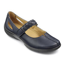 Hotter Shake Ladies Wide fitting comfort Shoes Blue RRP £72