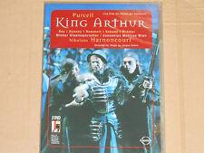 King Arthur - (Bonney, Rey, Remmert, Nikolaus Harnoncourt) 2xDVD  NEU, OVP