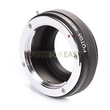 FOTGA Minolta MD MC lens to Micro 4/3 Adapter E-P5 G7 GH4 E-PL7 OM-D E-M10 E-PM2