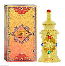 Amira ORO Attar Olio 12ml Da Al Haramain-Floreale, Woody, Muschio, Ambra, bergamotto