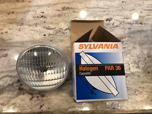 Sylvania Halogen Capsylite Light Bulb PAR 36  50 watts 12V