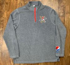 Albuquerque Isotopes Pepsi Promotional Sweater Baseball Sz Large EUC