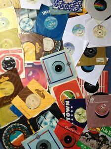 70s SOUL DJ COLLECTION VINYL 45s NORTHERN SOUL,MOTOWN,R&B ,FUNK,DISCO- 1970-79