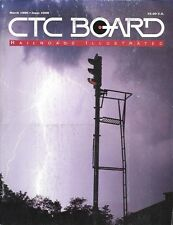 CTC Board #209 March 1996 Overland Route Auto Parts BNSF Hinkley Hudson New York