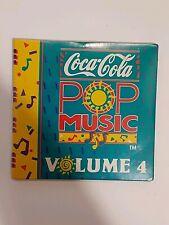 "Coca-Cola Pop Music Vol 4  Mini CD 3"" PROMO Paul Young Deacon Blue Prefab Sprout"