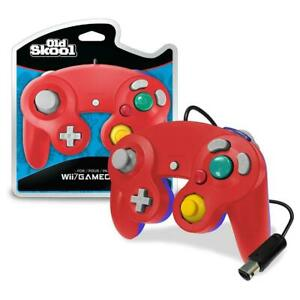 Old Skool Wired Controller - Nintendo GameCube (Various Colors Available)