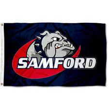 Samford University Bulldogs Flag SU Large 3x5