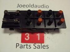 Technics SA-5360 Receiver Speaker Terminal  & Fuse Holder Parting Entire SA-5360