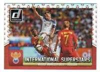 2015 Donruss International Superstars Red Soccer Ball /49 #90 Vasily Berezutskiy