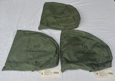 Canvas Pouch satchel  MASK CARRIER M42 M45, OD Green Genuine US Military NWT