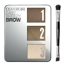 Covergirl Easy Breezy Brow Powder Kit, 710 Soft Brown Buy 1 Get 1 50% Off!!