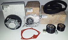 Polea Dephaser Kit de Correa Distribución Cam & & Bomba De Agua Renault Megane II 2.0 RS