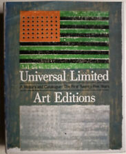 Universal Limited Art Editions, art, expositions, Chicago,