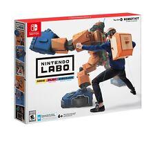 Nintendo Labo Robot Kit - Nintendo Switch. Brand New.