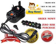 3 Pin Main Charger 5v Power Adapter 2a Ac-dc Switching Power Supply UK Stock