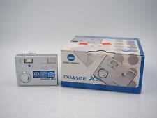 New ListingOpen-Box Konica Minolta Dimage x-20 digital camera #8122