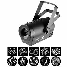 Chauvet LED Gobo Zoom USB Projector Wireless Wedding Light 25W Printable Logo