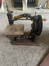 """More details for the """"challenge"""" hand lock-stitch sewing machine"""