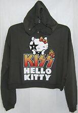 Hello Kitty KISS Hoodie Sweatshirt NICE GIFT FREE USA SHIPPING SMALL