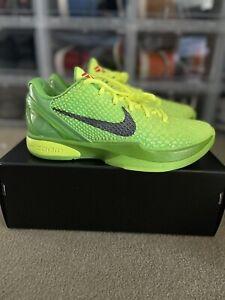 Nike Kobe 6 Protro Grinch Size 10